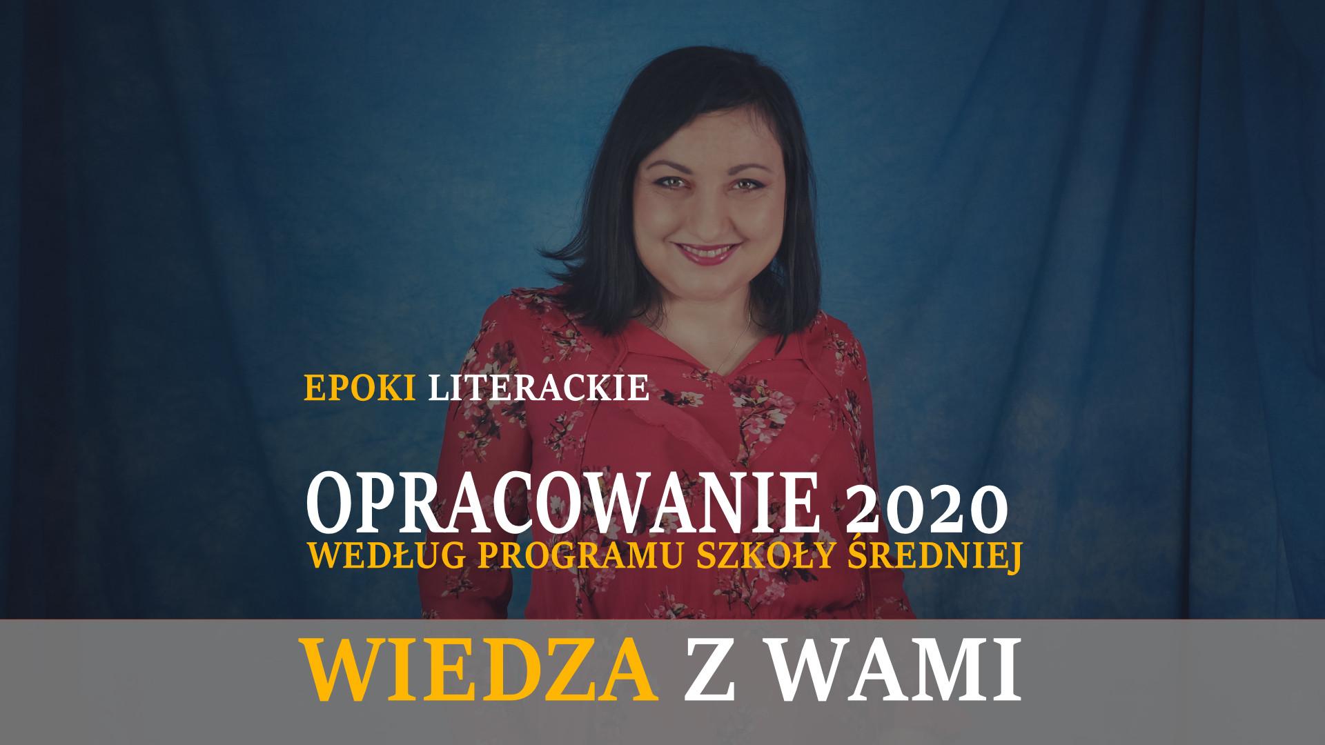 zestaw program dla szkoly sredniej 2020